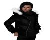 Fur Jacket W/B