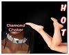 Diamond Platinum Choker