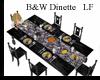 LF B&W Dinnette