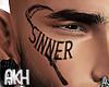 A| Sinner Scythe Tattoo