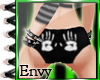 [E] Hands On Shorts Blk