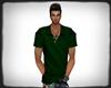 LC| Green Polo Shirt