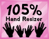 Hand Scaler 105%