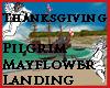 Thanksgiving Mayflower