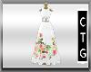 CTG BOHO BRIDE DRESS
