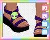 Kids Alien Sandals