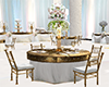 Royal Wed Guest Table