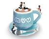 IMVU Hot Chocolate Mug