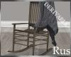 Rus: DERIV Rocking Chair