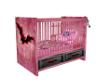 Baby GIrl Vampire Crib