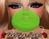 Kids Green Bubble Gum
