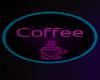 H. Bistro Coffee Neon