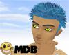 ~MDB~ BLUE SHOCKED HAIR