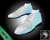[8Q] White Classic Shoes