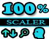 100% Scaler Head Resizer