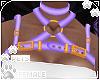 [Pets] Harness | purple
