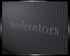 e. Sign - moderators
