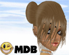 ~MDB~ BROWN SYNTHIA HAIR