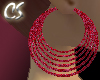 6Hoops - Cherry Shimmer