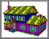 Decorative House 2