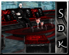 #SDK# DarkVamp Couch Set