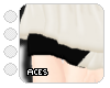 !As! pirate shorts black