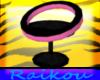 Pink&Black Cuddle Chair