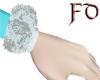 Yule Empress Wrist Fur