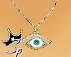 (Sp) Evil Eye Gold