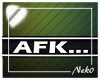 *NK* AFK Body Sign