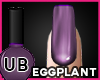 UB Nails| Eggplant