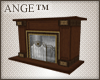 Ange™ Classic Fireplace