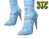Cold Shimmer Stiletto