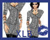 -ps- Tweed BlkWht XLB
