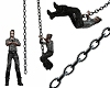 hanging chain animated