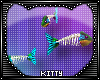 Kitty Got Hungry Fish
