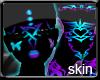 [GEL] Purp/Turq Skin