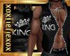 [L] KING Silver Vest M