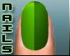 Green Nails 03