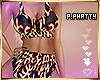ღ Flames Bikini RLS