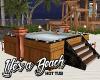 Life's a Beach hot tub