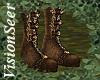 Warrior's Boots M