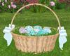 Basket Easter Eggs♡