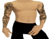 2 Dragons Arm Tattoos