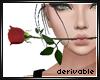 F rose Bitten