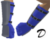 Armored Ninja Gloves