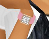 ~CA~Ladies Watch Pink