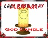 LRG - ALTAR GOD CANDLE