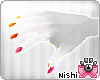 [Nish] Sunset Paws Hands