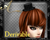 Derivable Mini Tophat